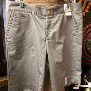 Dockers Shorts Longer Length in Gray